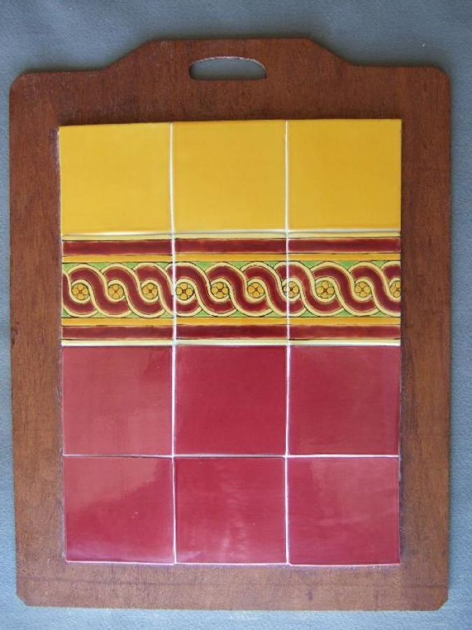 Carrelage faience 15x15